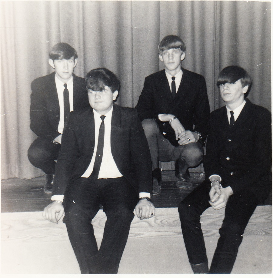 The Flock Band 1964